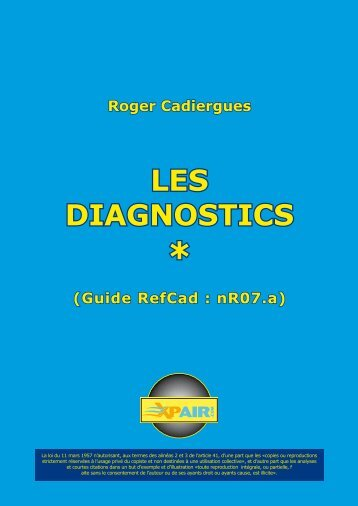 LES DIAGNOSTICS
