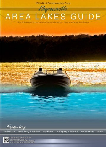 Click on the guide covers above to download a pdf of Paynesville ...