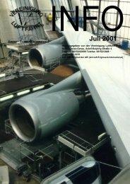 Juli 2001 - Vereinigung Luftfahrt eV