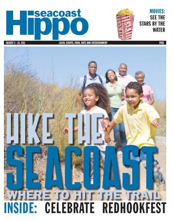 WHere to Hit tHe trail - Seacoast Hippo