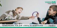 GEMEINSAM FÜR EIN LEBEN IN BEWEGUNG - THERA-Trainer