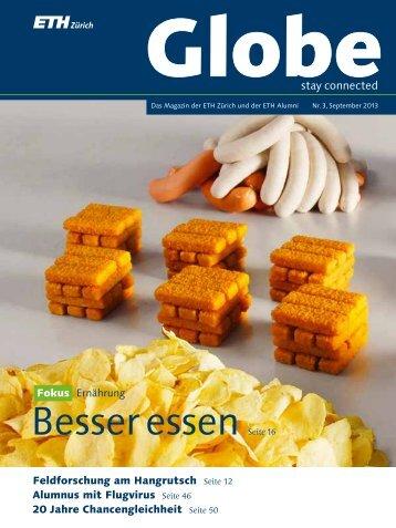 Besser essen Seite 16 - ETH Alumni - ETH Zürich