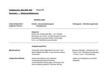 Bilderbuch - Gymnasium Meckelfeld
