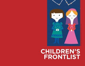 CHILDReN'S fRONTLIST - Raincoast Books