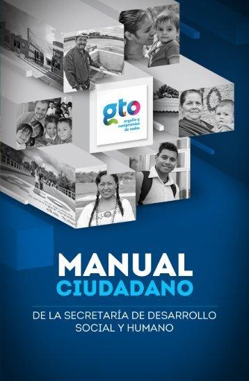 2014_SEDESHU_Manual Ciudadano Version 01