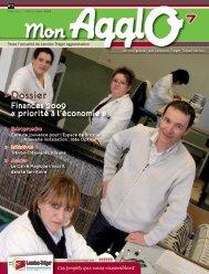 Mon Agglo n°1 - mars 2009 - Lannion-Trégor Agglomération