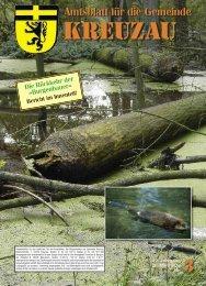Amtsblatt Nr. 03/2010 vom 26.03.2010 - Gemeinde Kreuzau