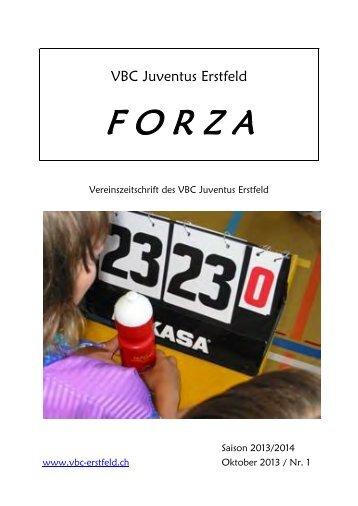 1-2013/2014 - VBC Juventus Erstfeld