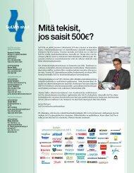 Vihreät sivut 2/2013 - Suomen LVI-liitto | SuLVI ry