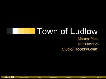 Green Future - Town of Ludlow