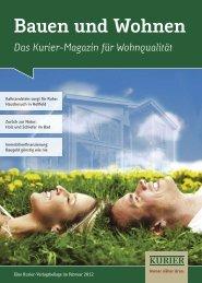 Sonder- publikationen - Verlagsbeilagen des Nordbayerischen ...
