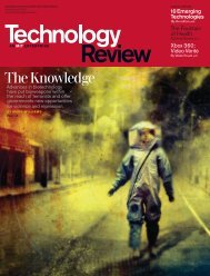 Technology Review - March/April 2006