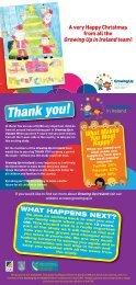 Children's Newsletter December - Growing Up in Ireland