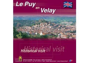 "Guide ""Anglais"":Guide ""Anglais"" - Le Puy-en-Velay"
