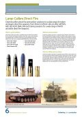 Pyrotechnics & Munitions: Munitions - Chemring Group PLC - Page 6