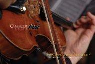 06-07encoreBrochure_.. - Chamber Music Northwest
