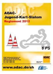 Reglement 2012 – ADAC-Jugend-Kart-Slalom ADAC Schleswig ...