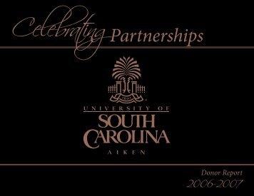 Partnerships - The University of South Carolina Aiken