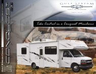 2006 Conquest Se Brochure - Wilder RV