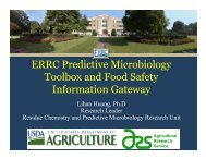 Dr. Lihan Huang - Center for Food Safety Engineering - Purdue ...