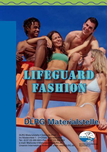 lifeGuard fashion - Newsletter - DLRG