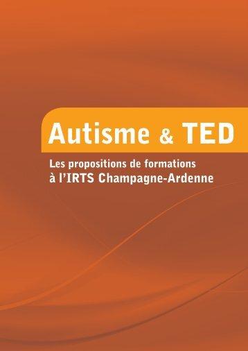 Détails de la formation - Autisme France