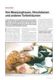 Von Meerjungfrauen, Hirschdamen und anderen ... - Wenckeschmid