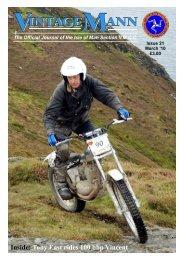 March - VMCC - Isle of Man