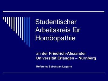 Augen - Arbeitskreis Homöopathie Erlangen