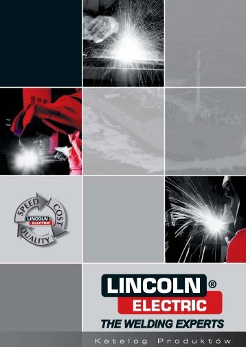 Lincoln Electric - TECHNIKA WARSZTATOWA