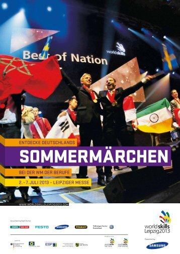 EntdEckE dEutschlands 2. – 7. Juli 2013 – lEipzigEr MEssE bEi dEr ...