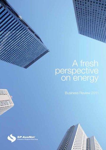 Business Review - SP AusNet