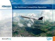 Corporate Brochure of Fokker Services (PDF, 5 MB)
