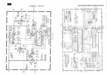 AIWA CT-R 408 AIWA CT-R418 SCHEMATIC DIAGRAM _ 1 (MAIN)