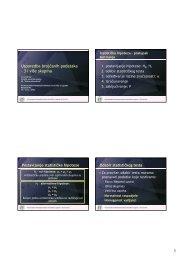 Microsoft PowerPoint - Usporedba broj\350anih podataka 3 i vi\232e ...