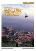 Kletterparadies Monaco - AlpinClub Berlin - Seite 5