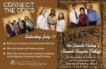 Connect the Docs - School of Medicine
