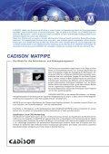 cadison ® matpipe - Seite 2