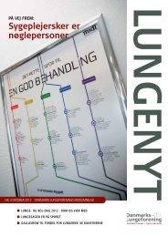 Lungenyt 4, 2012! - Danmarks Lungeforening