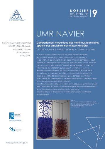 UMR NAVIER - Laboratoire NAVIER