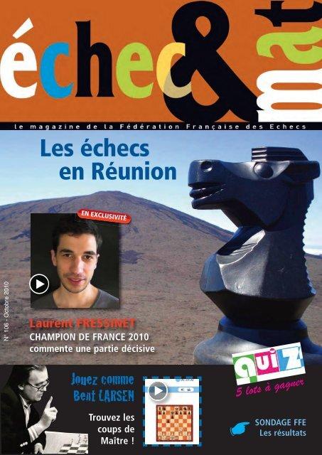 lire - Fédération Française des Échecs