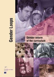 Gender reform of the curriculum - Gender Loops