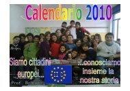 Un calendario per l'Europa - Scuolastataletasso.it