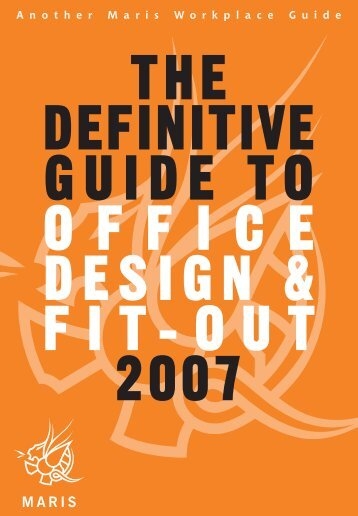 Print Definitive Guide 2007 - Maris Interiors