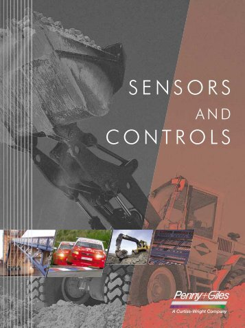 Industrial Sensors and Controls - Royal Hydraulics