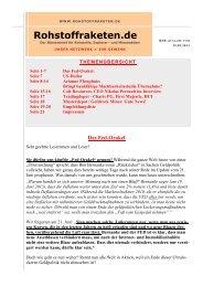 Rohstoffraketen.de - Colt Resources