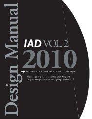 IAD Vol 2 - Metropolitan Washington Airports Authority
