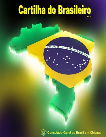 CARTILHA DO BRASILEIRO - Brasileiros no Mundo - Ministério das ...