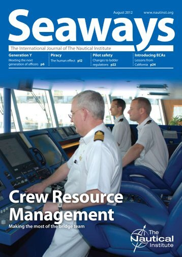 an introduction to crew resource managament