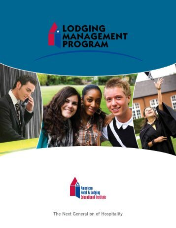 LMP - American Hotel and Lodging Educational Institute